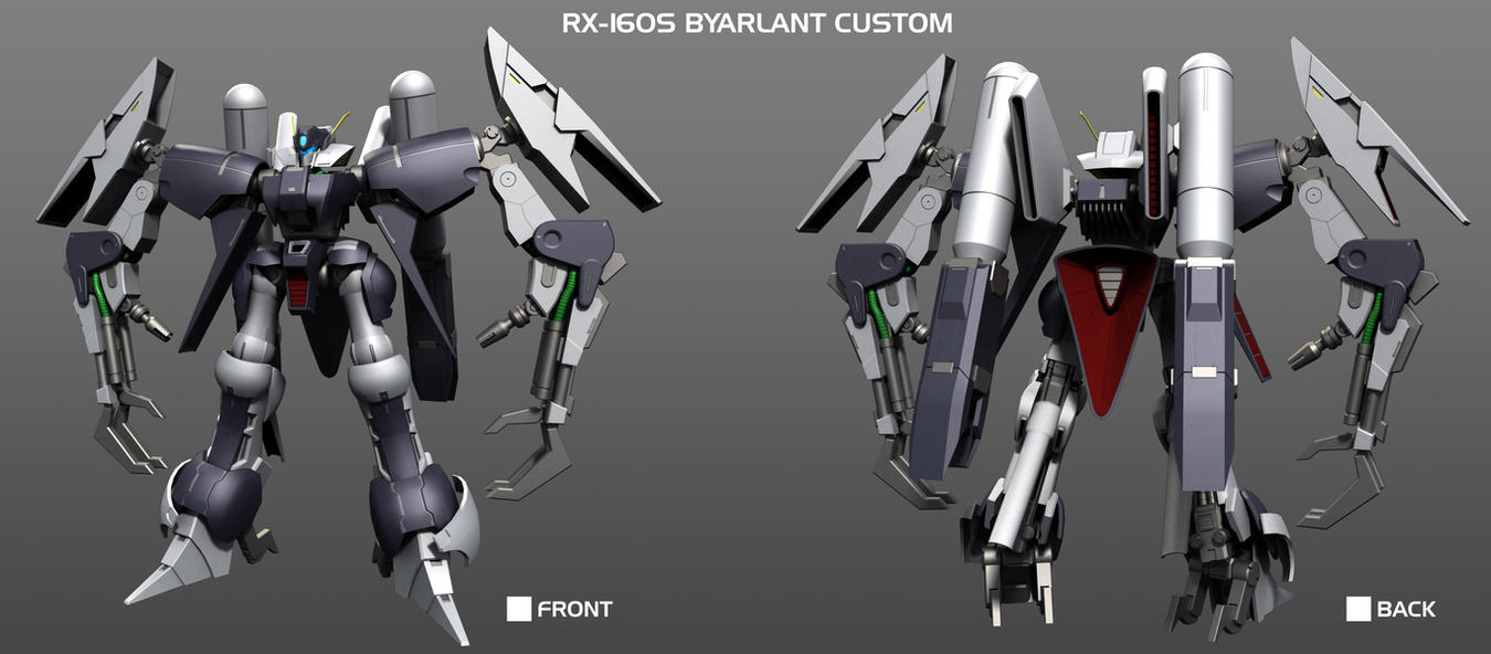 Byarlant Custom by Rekkou
