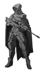 Sniper by Rekkou