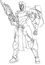 Lancer by Rekkou