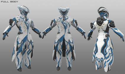 Frost Zastruga full body by Rekkou