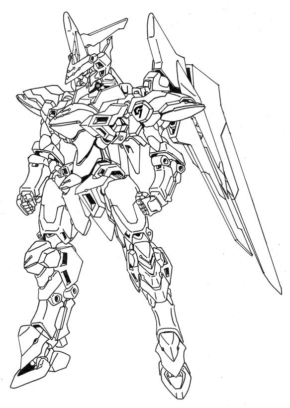 Garuda-7 by Rekkou