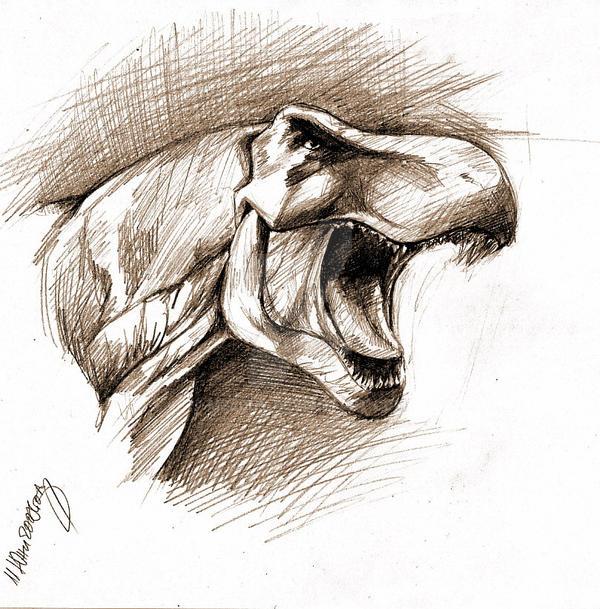 T-Rex dsjgosdpg by JonyRichardson