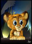 Alex The Lion ROOAAAR