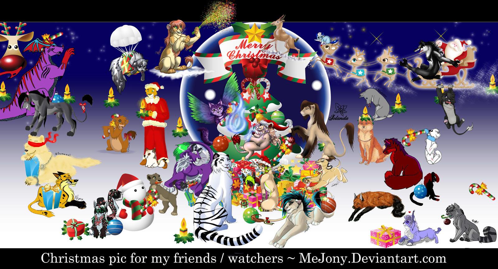 X-mAs Party aT JoNy'S-Collab by mejony