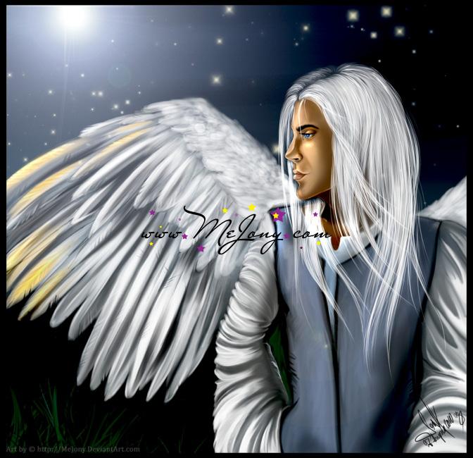 Angel commission by JonyRichardson