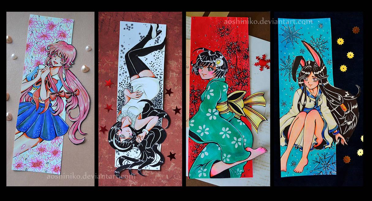 [Bookmarks] by AoshiNiKo