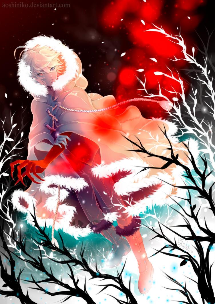 [ Red Fragrance ] by AoshiNiKo