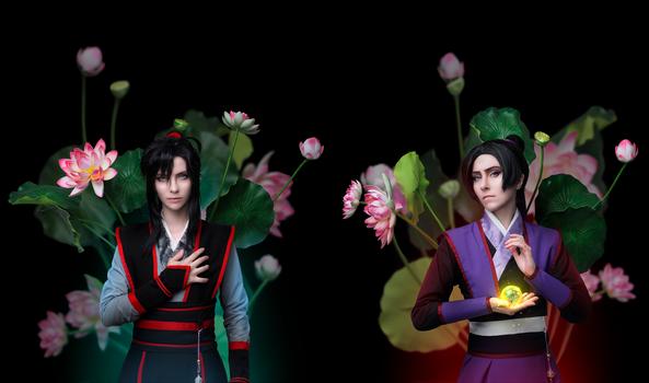 Twin Heroes of Yunmeng Jiang