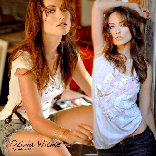 Olivia Wilde 1 by Adams18