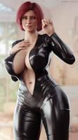 Triss Merigold Latex BodySuit