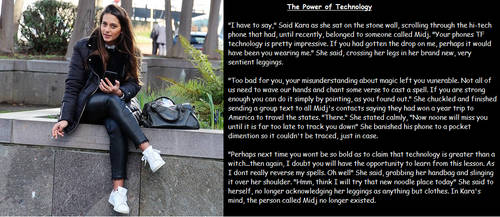The Power Of Technology