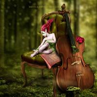 Summer Sonata by mevica
