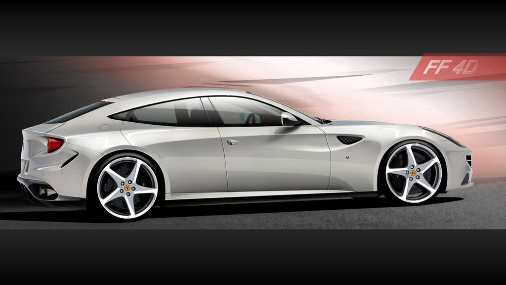 Image Gallery 2014 Ferrari 4 Door