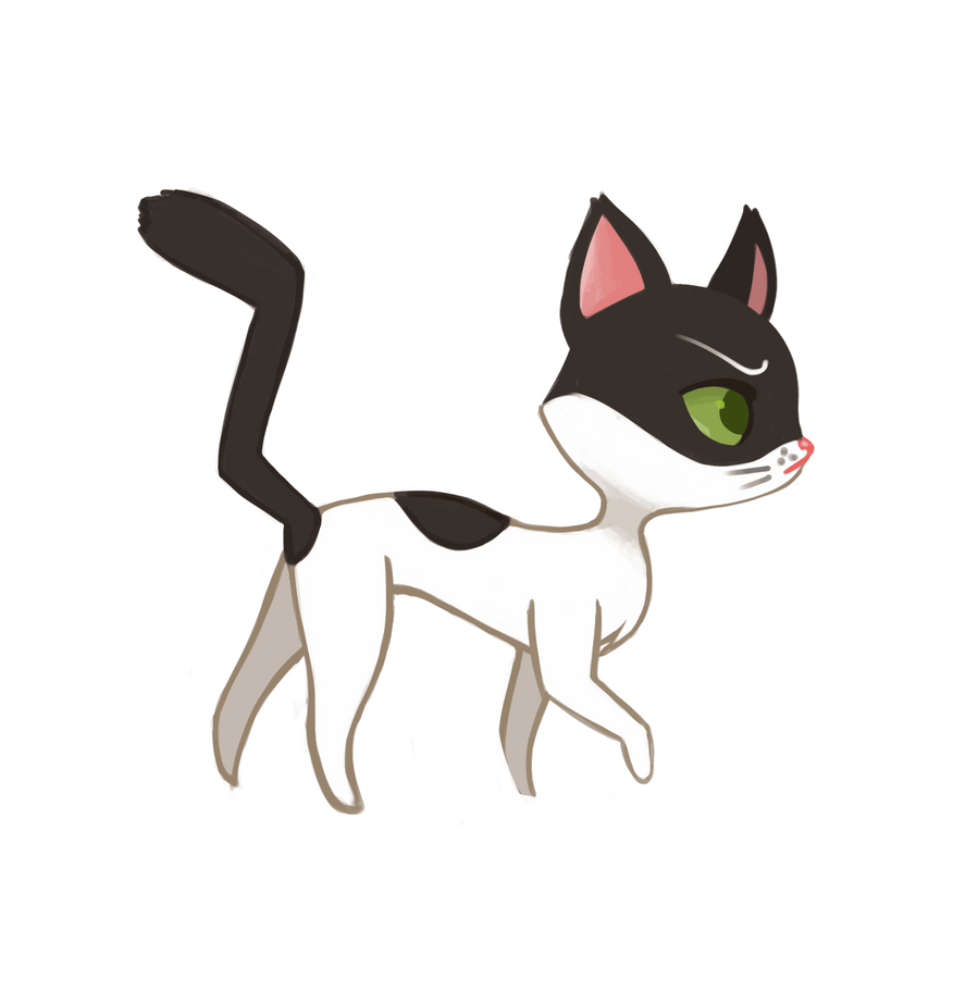 Cat Drawing Game Google