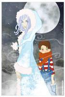 Snow Queen: Kai's bewitchment by Emi-Hotaru