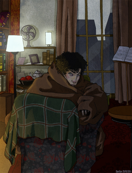 Sick Sherlock From To Light Another S Path By Emi Hotaru