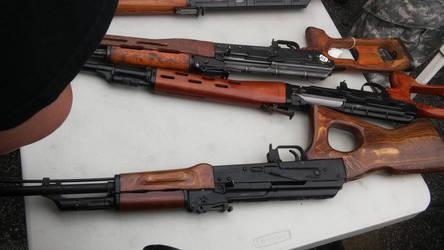 AK-47 (Egyptian variant)