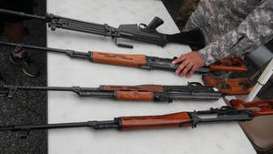Dragunov Sniper Rifles