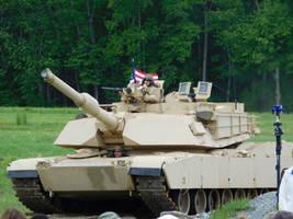 M1 Abrams by Legate47