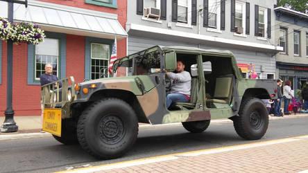 Humvee by Legate47