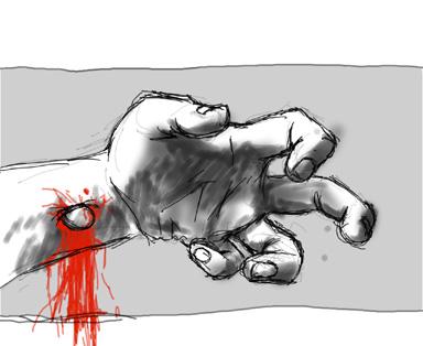 The Blood is Life by palooka-jock