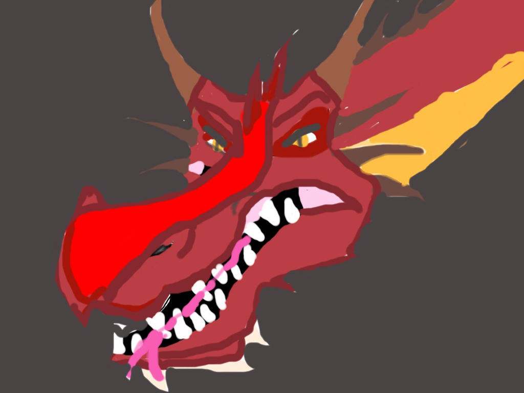 Art trade ferno the fire dragon by dragonfire810 on deviantart
