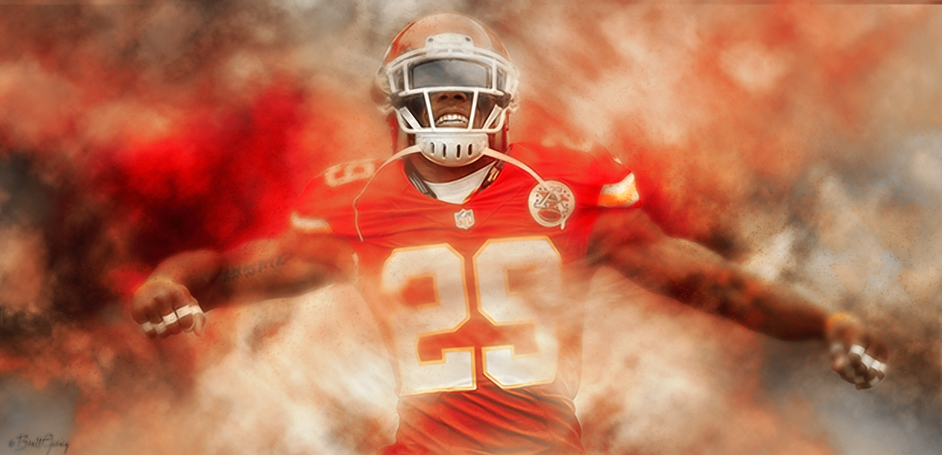 Eric Berry by BGering on DeviantArt