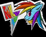 MLP - Rainbow Dash (CONTEST ENTRY)