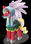 [gift] Scarlet Warrior