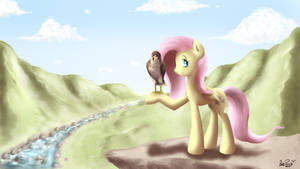 [MLP] Pony and the falcon
