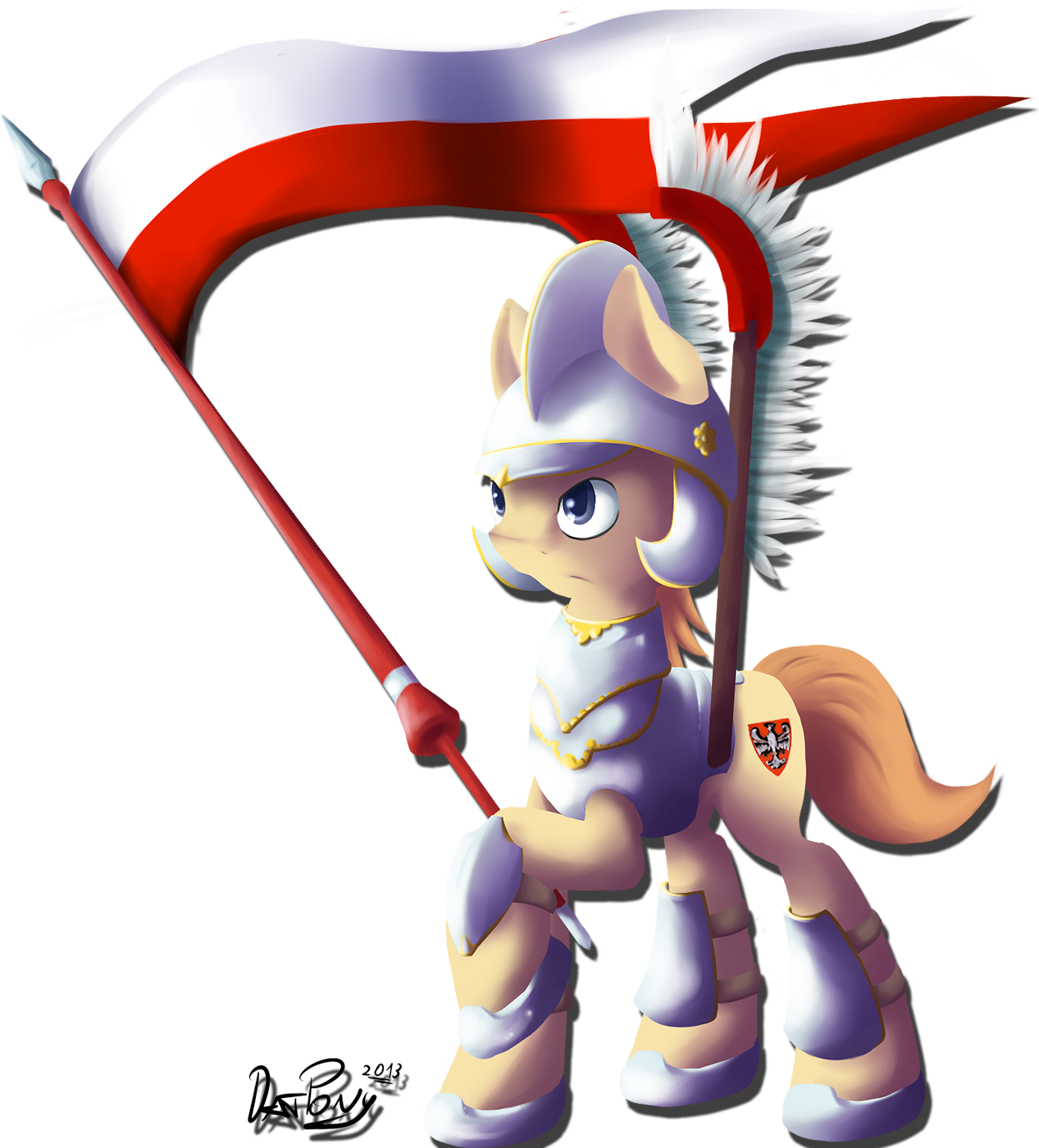 Hussar Pony
