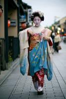 Tsuruha of Gion by toshiaq