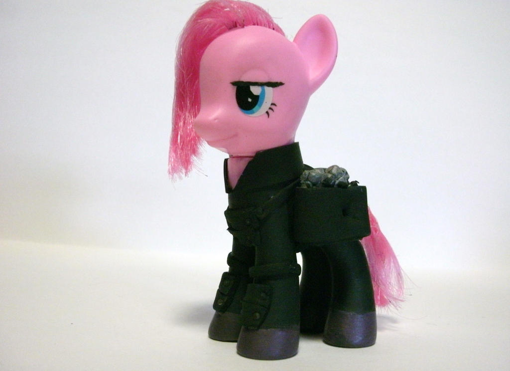 Sombra War Pinkie Pie by hammer42