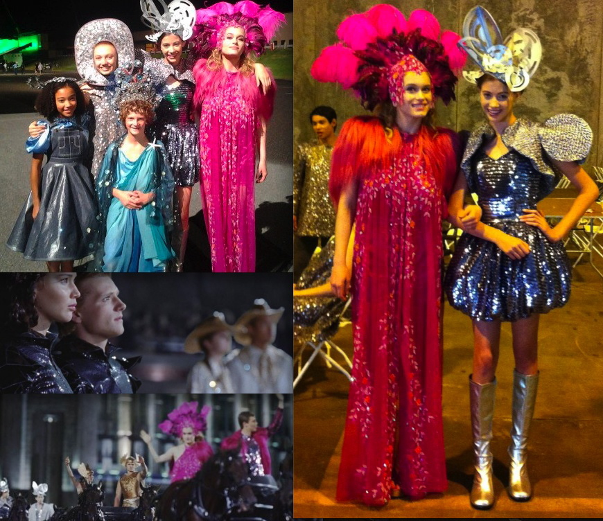 The Hunger Games Tribute Parade Costumes 2 by BoyWithAntlersCatching Fire Tribute Costumes