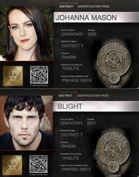 The Quarter Quell- District 7 by BoyWithAntlers