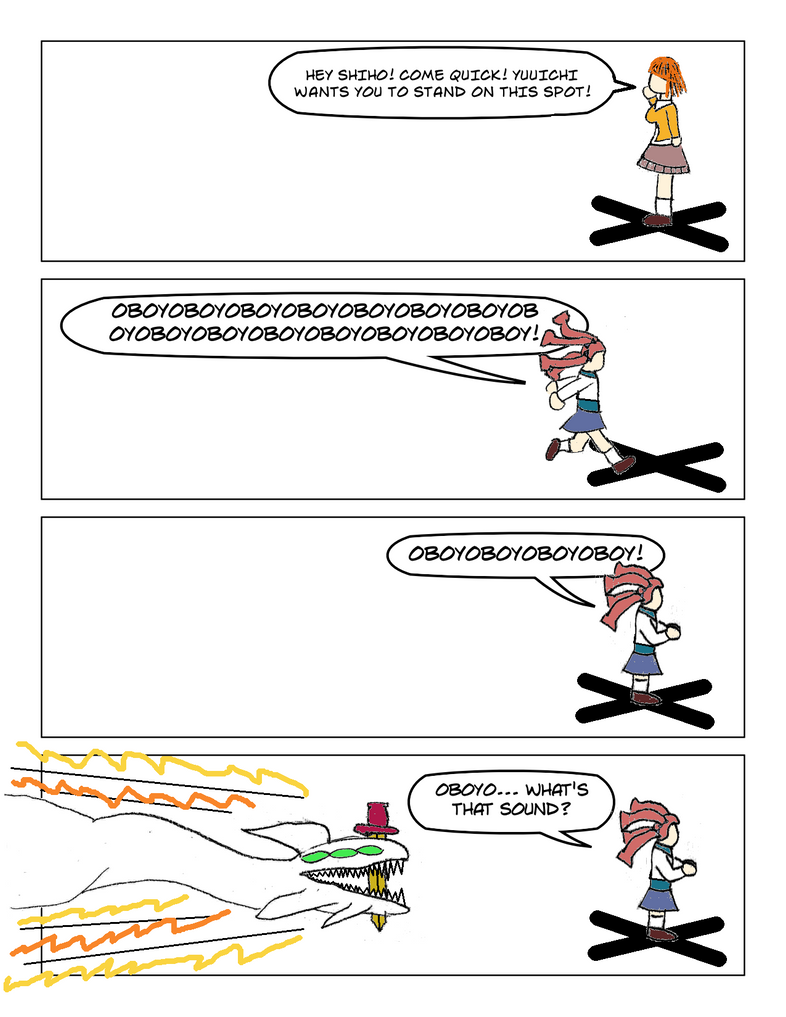 Mai-HiME: X Gon' Give It To Ya by CommodoreZeke