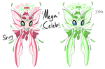 Celebi Mega Evolution