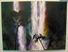 waterfalls by gir1OVEwarrior