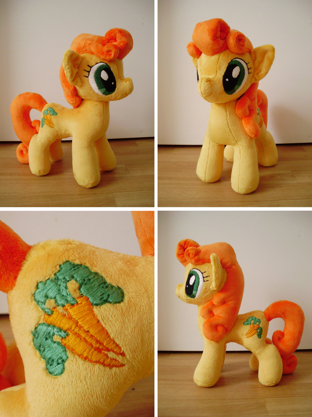 Carrot Top (Golden Harvest) by thetypeofpony