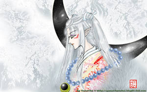 Inuyasha-Sesshomaru's Mother by Yuzurihax