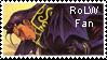 Lodoss Stamp 14 - Ashram by rolw-club