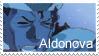 Aldonova Stamp by rolw-club