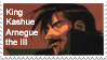 King Kashue Stamp by rolw-club
