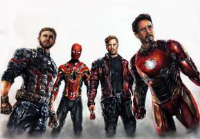 Infinity War by MattWArt