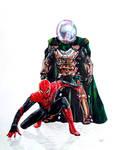 Spider-Man: Far from Home by MattWArt