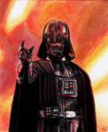 Darth Vader by MattWArt