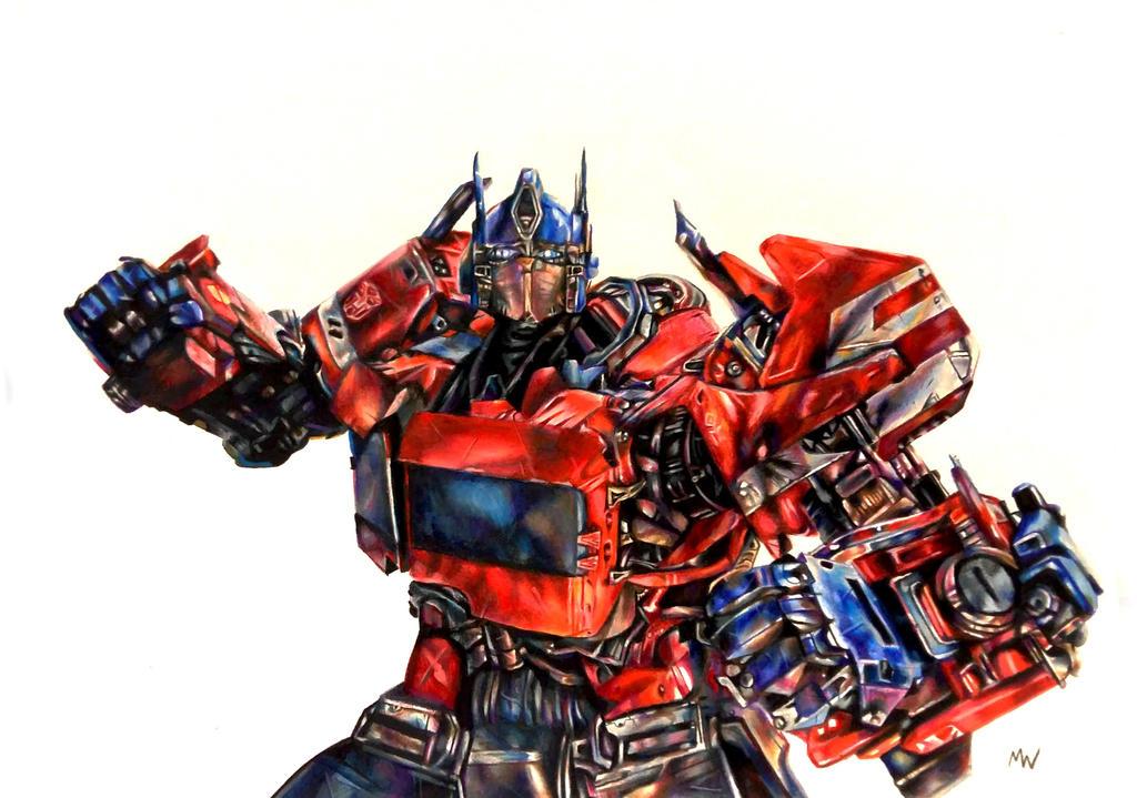 Optimus Prime (Bumblebee Movie)