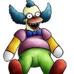 Krusty Plush