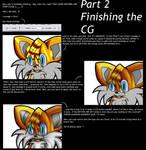 CG Tutorial - Finishing the CG