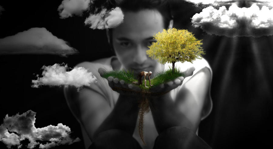Tree of Peace by sanjayaisland